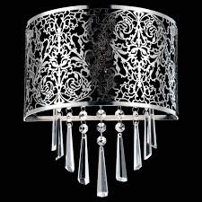 Laser Cut Lamp Shade by Brizzo Lighting Stores 12