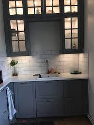 bodbyn grey ikea kitchen