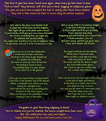 Scary Halloween Scavenger Hunt Riddles by Spooktown U0027s Trick Or Treat Week Toontown Rewritten