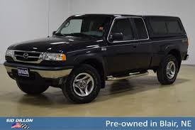 100 4wd Truck PreOwned 2002 Mazda BSeries 4WD SE Crew Cab In Blair