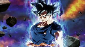 Dragon Ball Super GOKU Ultra Instinct Saiyan Anime
