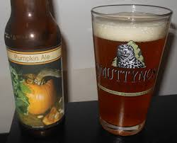 Saranac Pumpkin Ale Release Date by Horror And Beer October 2011