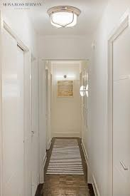 hallway flush mount lighting design ideas