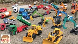 100 Videos Of Trucks Excavator Videos For Children For Children Construction