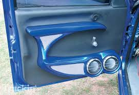 100 Chevy Truck Door Panels 2000 Silverado Custom In Magazine