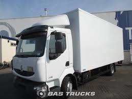 Renault Midlum 220 Ladungssicherung Manual Euro 5 German Truck Truck ...