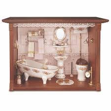 reutter wandbild badezimmer groß 26 cm miniaturen küche