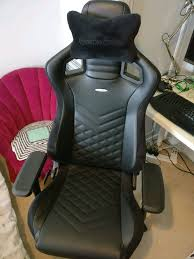 Noble 'Epic' Vegan Leather Gaming Chair, Barely Used, Excellent Condition,  All Black | In St Annes, Bristol | Gumtree Noblechairs Epic Gaming Chair Black Npubla001 Artidea Gaming Chair Noblechairs Pu Best Gaming Chairs For Csgo In 2019 Approved By Pro Players Introduces Mercedesamg Petronas Licensed Epic Series A Every Pc Gamer Needs Icon Review Your Setup Finally Ascended From A Standard Office Chair To My New Noblechairs Motsport Edition The Most Epic Setup At Ifa Lg Magazine Fortnite 2018 The Best Play Blackwhite