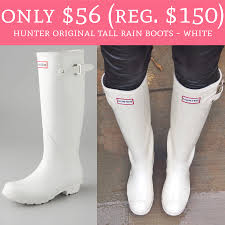 Only $56 (Regular $150) Hunter Original Tall Rain Boots ... Up To 40 Off Kids And Womens Hunter Boots Extra 15 Over 30 Free Shipping The Krazy Summer Sale To 50 Additional 20 Barstool Sports Promo Code Seatgeek Wendys Canada Food Coupons Boot Coupon Coupons For Sport Chalet Online Boot Sock Moosejaw Buy Online At Overstock Our Best Original Tall Socks Australian Company Hdfc Credit Card Offer On Playpennies Last Chance Discount Codes Thoughts Some Of Jack Puller