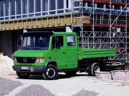 Photos Of Mercedes-Benz Vario Double Cab Truck (W670) 1996 (1600x1200)