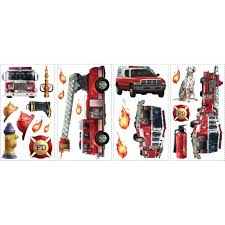 RoomMates Fire Brigade Peel And Stick Wall Decals - Walmart.com Okosh Opens Tianjin China Plant Aoevolution Kids Fire Engine Bed Frame Truck Single Car Red Childrens Big Trucks Archives 7th And Pattison Used Food Vending Trailers For Sale In Greensboro North Fire Truck German Cars For Blog Project Paradise Yard Finds On Ebay 1991 Pierce Arrow 105 Quint Sale By Site 961 Military Surplus M818 Shortie Cargo Camouflage Lego Technic 8289 Cj2a Avigo Ram 3500 12 Volt Ride On Toysrus Mcdougall Auctions