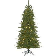 Pre Lit Slim Christmas Trees Uk by Best Choice Products 7 5ft Pre Lit Premium Spruce Hinged