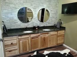 Menards Kitchen Sink Lighting by Bathroom Hickory Bathroom Vanity Bathroom Vanity Shelves