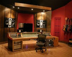 Architectural Home Plans Small Recording Studio