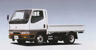 Mitsubishi 6th Canter