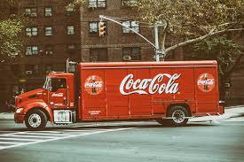 100 Coke Truck Vintage In New York Free Stock Photo ISO Republic