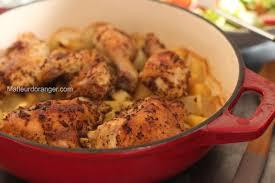 cuisiner poulet au four poulet à la moutarde au four