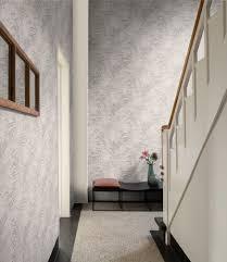 poetry ii tapete grau tapete wohnzimmer esszimmer