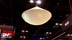infocomm 2015 owi showcases mercury hanging pendant ceiling
