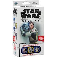 wars destiny obi wan kenobi starter set shop4de