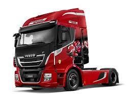 100 Ferrari Truck Iveco Stralis 570XP 42 Scuderia Emotional 072016