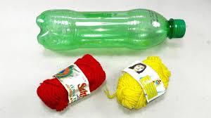 Waste Plastic Bottle Craft Idea