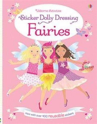 Sticker Dolly Dressing - Fairies 2016 [Book]