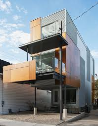 100 Narrow House Designs Slim Style House Is A Masterpiece Of Fine Modern Design