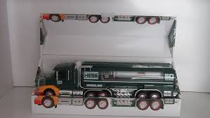Amazon.com: Collector's Edition HESS Toy Truck 2014 Tribute To 50 ... 2011 Hess Colctible Toy Truck And Race Car With Sound Nascar Video Review Of The 2008 And Front 2013 Tractor 2day Ship Ebay Rare Buying Toys Pinterest Toys Values Descriptions Brown Box Specials Trucks Jackies Store Amazoncom Racer 1988 Games Mini Ajs 1986 Fire Bank 1991 Hess Toy Truck With Racer