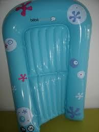 troc echange baignoire gonflable bébé confort matelas