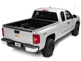 100 Truck Bed Rail Covers Husky QuadCaps Protectors 0713 Silverado 1500 Short Box Standard Box