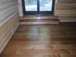 Early American Hardwood Floors