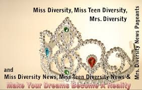 Miss Mrs Teen Diversity And News Pageants Logo 2016