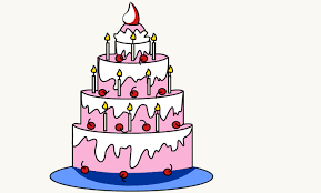 Remarkable Design How To Draw A Cake Awe Inspiring Easy Drawing Guides
