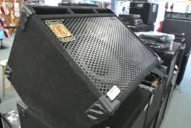 2x10 Bass Cabinet 8 Ohm by Eden 2x10