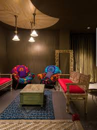 100 Traditional Indian Interiors Eclectic Living Room By Shantanu Garg Design