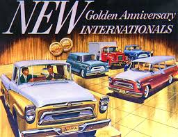 1957 International Truck Ad | International Harvester Advertisements ...