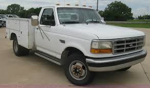 100 Ford F350 Utility Truck 1994 Utility Truck Item H8544 SOLD June 17 Ve