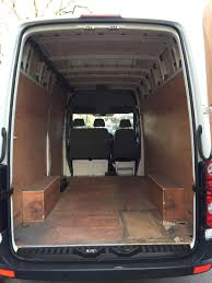 How Diy Van Conversion Insulation To Make Your Own Stealth Rv Camper Installing Flooring Mercedes Vito