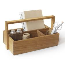 ALL YOU NEED Wooden Tool Box, Side By Side - Designers-avenue