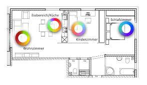 gestalte dein zuhause räume und farben