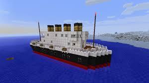 Minecraft Titanic Sinking Map by 13 Minecraft Titanic Sinking Mod Titanic Hd Texture Pack