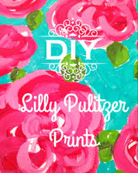Lilly Pulitzer Bedding Dorm by Diy Lilly Pulitzer Print Sorority Craft And Creative