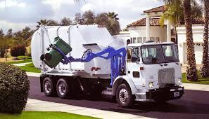 Heil Liberty™ Automated Side Loader Garbage Truck | Mid Atlantic Waste