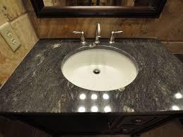 Bathroom Vanity Tops With Sink by Granite Countertops Awesome Vanity Tops Vanity Countertops With