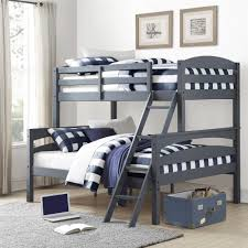 Storkcraft Bunk Bed by Better Homes And Gardens Leighton Twin Over Full Bunk Bed