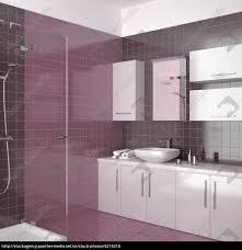 stockfoto 6214218 modernes badezimmer mit lila