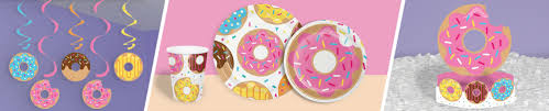 Parade Float Supplies Now by Donut Party Supplies Decorations Party Favors Balloons Shindigz