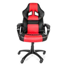 arozzi monza gaming chair red ocuk