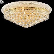 gold deckenleuchte schlafzimmer moderne wohnzimmer len kristall len europäischen design le 60 cm w x 30 cm h